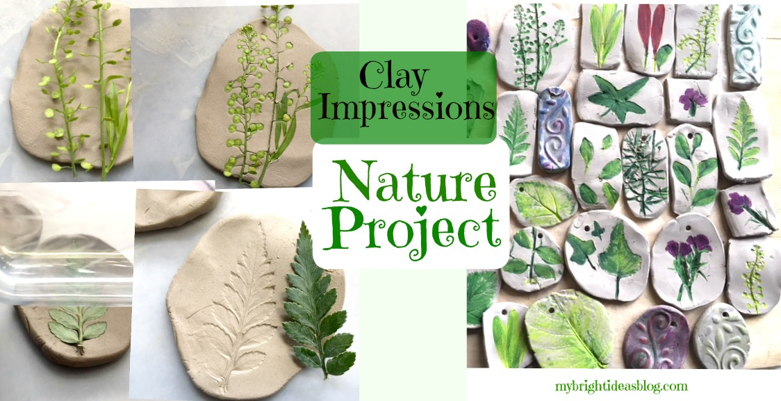 natural craft ideas nature craft for earth day activity clay 2536